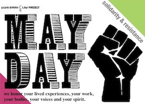 SRLP May Day