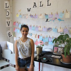serena SRLP summer intern