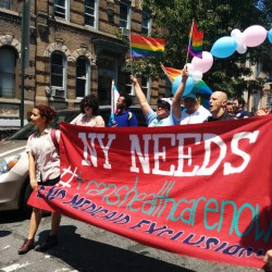 Healthcare at Bushwick Pride