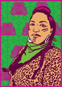 Melanie Cervantes - Between the Leopard and the Jaguar