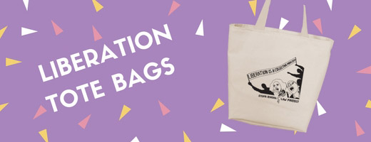 liberation totes for pride month