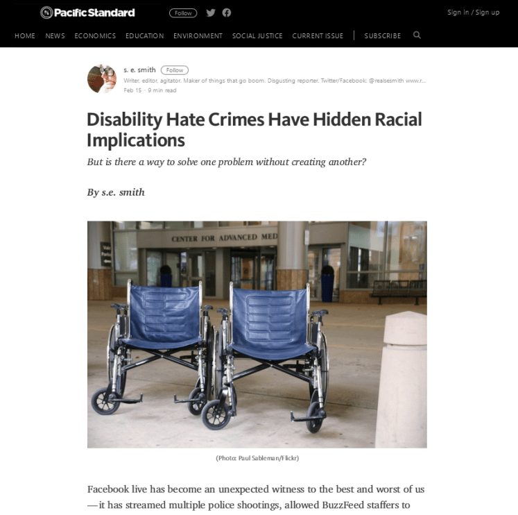 ps dis just hate crime article