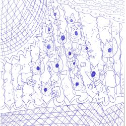 Kim THU drawing September 2018