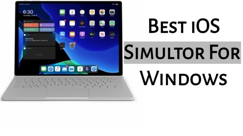 What is an iOS emulator