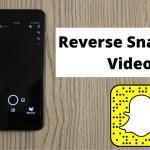 Reverse Snapchat