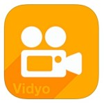 Vidyo: iOS screen recording