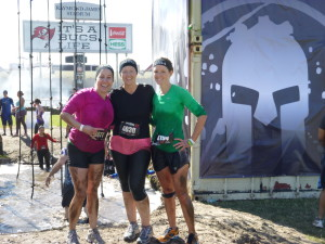 Grab a friend and run your Spartan Race together
