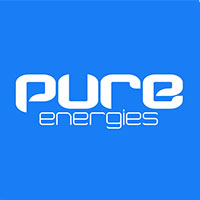 Pure Energies logo