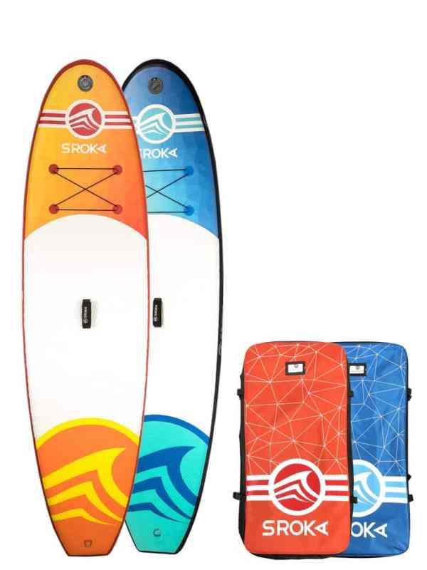 Inflatable Stand up paddle Malibu 10' Fusion