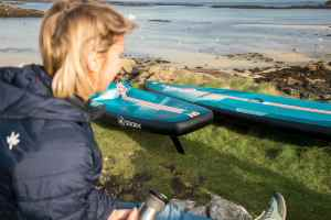 Inflatable Stand up paddle Touring Alpha 11
