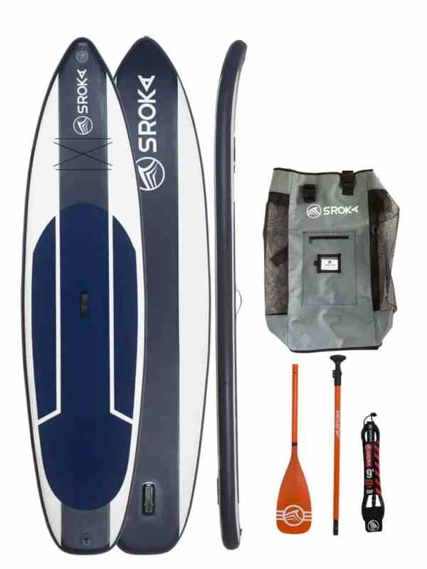 Inflatable Stand up paddle pack Easy 11'6
