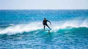 Foil-surf S-foil