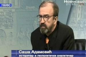 Саша Адамовић: Србија у Трамповој ери