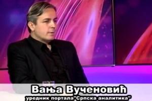 Вања Вученовић: Србија у геополитичким раљама Запада