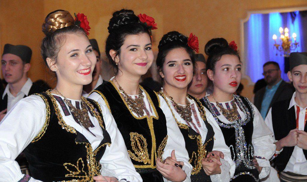 Folklor Oplenac