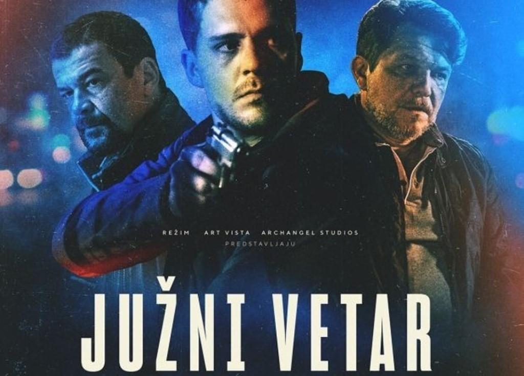 Film Juzni Vetar prikazan u Cikagu