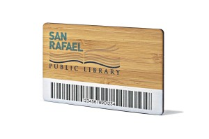 new library card