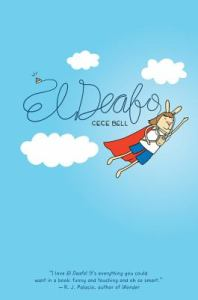 Cover of the book El Deafo.
