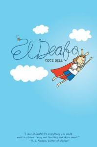 Cover of the book El Deafo.