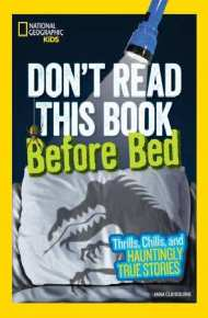 Don't Read This Book Before Bed - Anna Claybourne