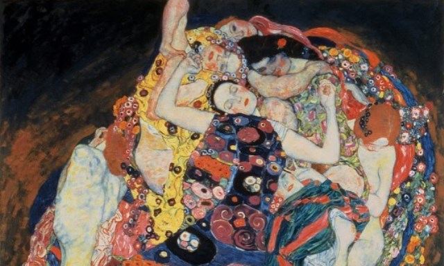 1st Wednesday Art Talk - Gustav Klimt: Dialogs with Auguste Rodin, December 6 @ 1 pm