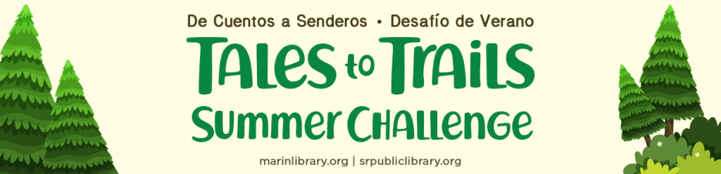 Summer Reading Challenge - Tales to Trails