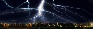 Bouřky, blesky a pojištění