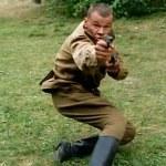 Стрельба «по македонски» секретная техника СМЕРШ