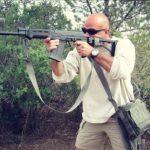 Габриэль Суарез — о принципах защиты от нападений с ножом