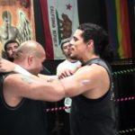 Борьба «Collar and elbow» («воротник и локоть») (традиционная ирландская борьба)