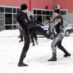 <b>Боевые приемы борьбы</b> — учебный фильм для сотрудников правоохранительных органов