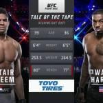 Full fight video: Alistair Overeem vs Walt Harris / UFC on ESPN 8: Overeem vs. Harris