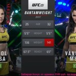 <b>Видео боя:</b> Кэрол Роса — Ванесса Мело / UFC 251