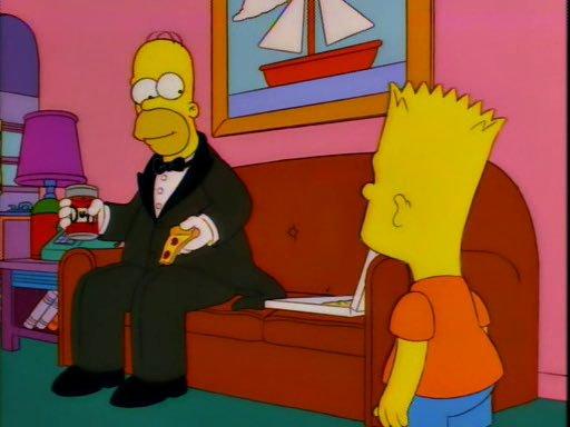 Fotorrelato 17 Frases De Homer Simpson Para Que Tu Mes De Agosto