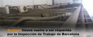 Applus+ Iteuve vuelve a ser requerida por la inspección de Trabajo de Barcelona