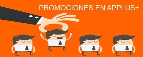PROMOCIONES EN APPLUS+