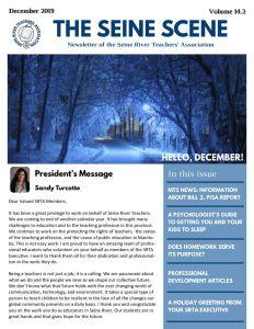 thumbnail of SRTA Newsletter December 2019