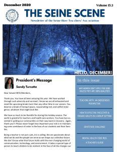 thumbnail of SRTA Newsletter December 2020