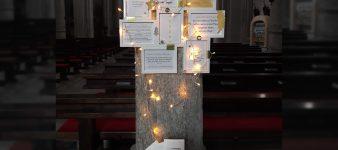 Gedanken im Adventrahmen in den Telfer Pfarrkirchen entdecken