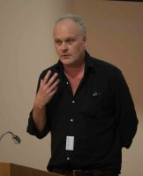 Prof. Patrick McGuinness talks about Beckett