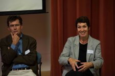 Admissions Q&A with Dr Tim Farrant and Prof. Katrin Kohl