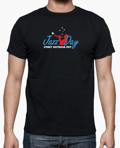 Jazz Day Sydney Australia 2019 t-shirt