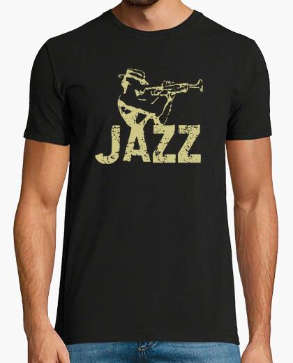 Jazz Trumpet Musician Modern Style t-shirt