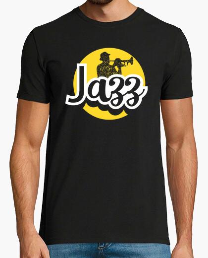 Jazz trumpet musician t-shirt