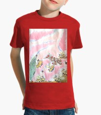 Vêtements enfant Loula et ses amies : T-shirt imprimé