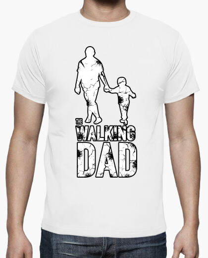 día_del_padre-regalos-the_walking_dad-camisetas