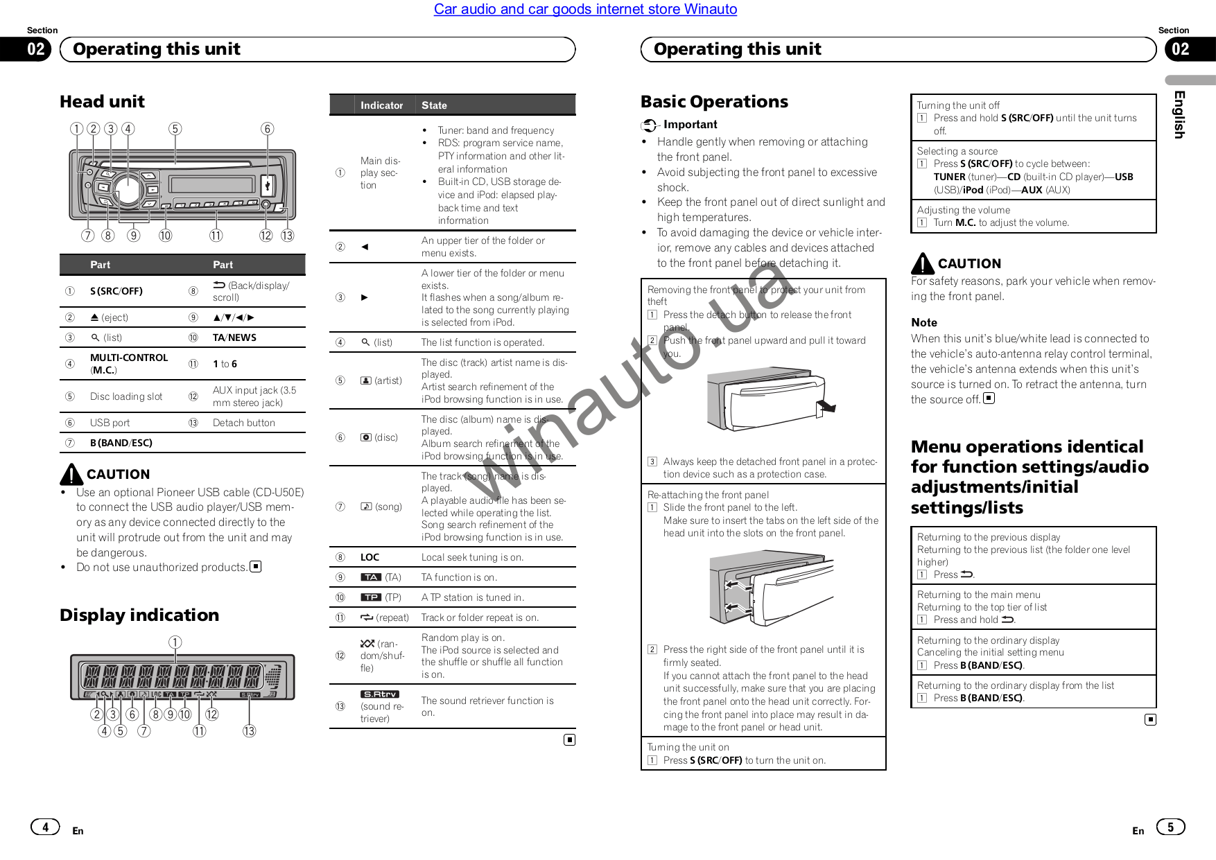 Pioneer Avh P5700dvd Wiring Diagram 35 Images P2300dvd Manual Cd Usb Receiver Deh 3300ubpdf 3 P4000dvd Harness