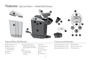 Keurig 2 0 Parts List Manual  Wiring Diagram Pictures