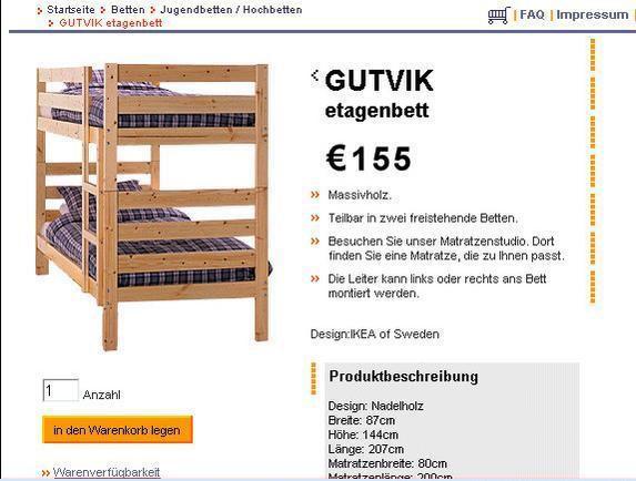 Ikea Namen Hinter Den Lustigen Produktnamen Steckt Ein System