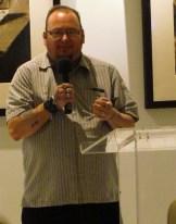 Kristofer Reid, Outreach Coordinator